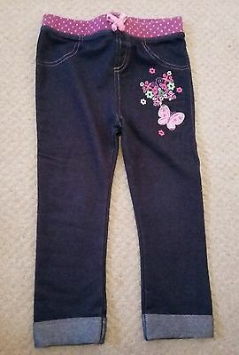 Girls Jeans by M&Co 2-3yrs