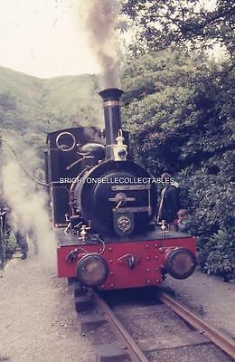 1972 TALYLLYN NARROW GAUGE RAILWAY WALES ORIGINAL 35mm PHOTO SLIDE #2