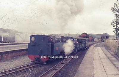 1972 VALE OF RHEIDOL RAILWAY ABERYSTWYTH ORIGINAL 35mm PHOTO SLIDE #4