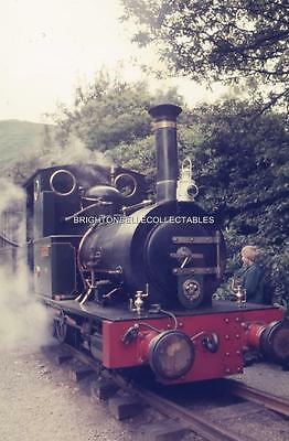 1972 TALYLLYN NARROW GAUGE RAILWAY WALES ORIGINAL 35mm PHOTO SLIDE #6
