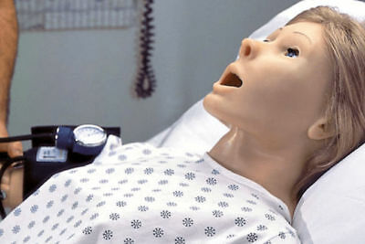 Suzzie 2000 Advanced Female Tetherless Patient Simulator