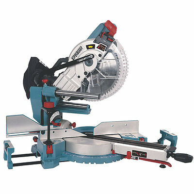 New Erbauer ERBAUER ERB720MSW 255MM SINGLE-BEVEL SLIDING MITRE SAW 220-240V
