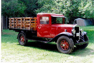 Other Makes: Durant Rugby One Ton Truck Restored 1929 Durant Rugby 614 One Ton Truck