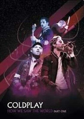 COLDPLAY How We Saw The World Original DVD MINT