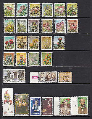 South Africa - Attractive Mint Stamp Selection   2 SCANS (SA11022)