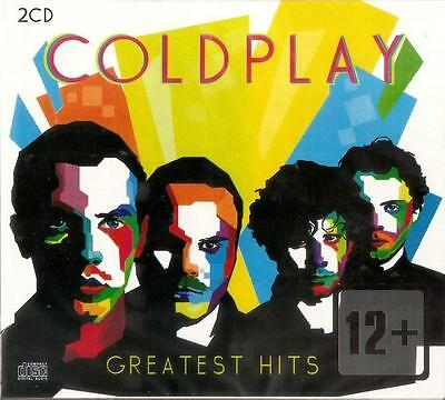 COLDPLAY GREATEST HITS 2CD 2016 NEW Digipak
