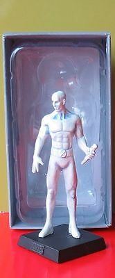 Classic Marvel Figurine Collection #33 Iceman Figurine And Magazine