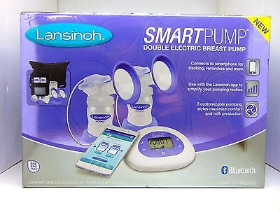 Lansinoh Smart Pump Double Electric Breast Pump Sealed