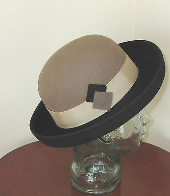 Anita Pineault Made in Canada Hat 80's
