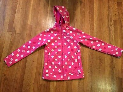 Columbia Omni-Shield Girls Pink Jacket Size 14/16