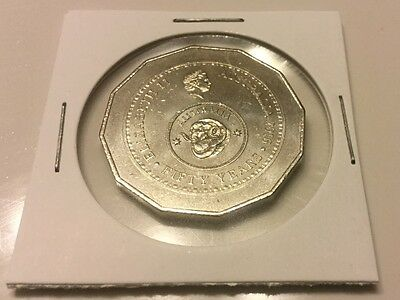 2016 50c cent coin 50th Anniversary of Decimal Currency The Changeover (Uncirc)
