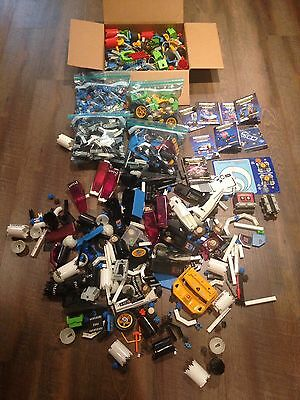 Massive Fisher Price Construx Mixed Lot 1700+ pieces 15+ lbs & Many Space Pieces