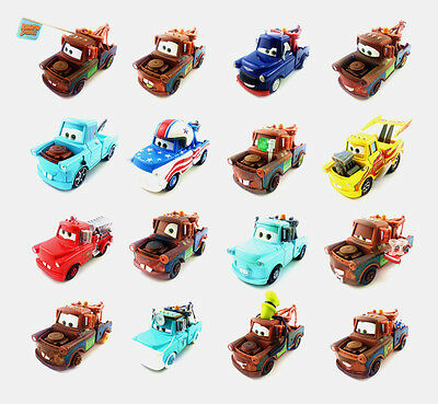 Mattel Disney Pixar Cars Mater's Tall Tales Compilation Toy Car 1:55 New