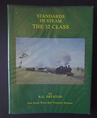 Standards In Steam: The 32 Class Locomotive Of The Nswgr