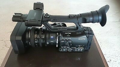 Sony HVR-Z7p Camcorder. Very Good Condition.