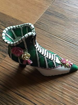 China Boot Ornament - My Fair Lady
