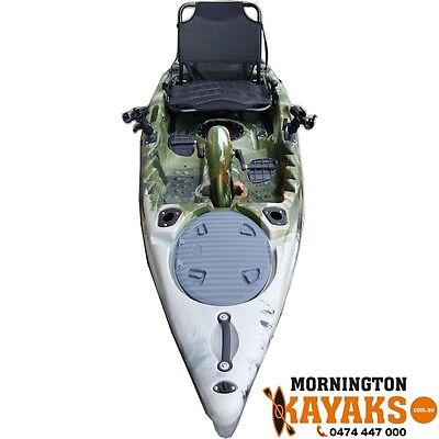 Kings Craft Pedal Foot Propelled Fishing Kayak