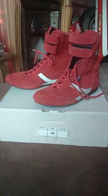 Race / Racing / Rally Suede Boots - FIA Approved - 8856-2000- NOMEX