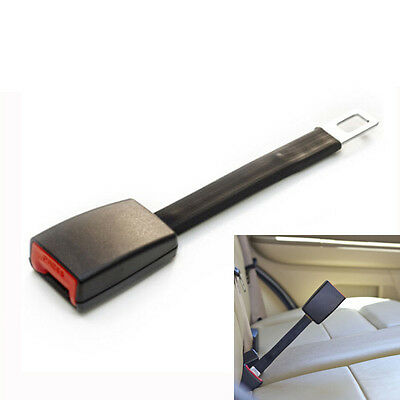 Universal 25cm Car Seat Belt Extender Extension High Strength Nylon Safety Clip