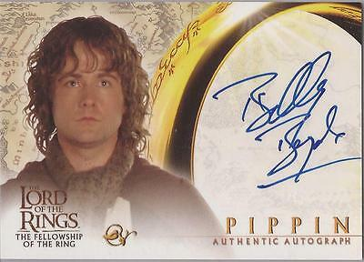 "Lord of the Rings Fellowship - Billy Boyd ""Pippin"" Autograph Card"