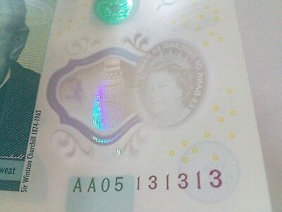 New 5 note