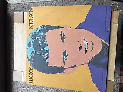 Ricky Nelson Double LP greatest Hits