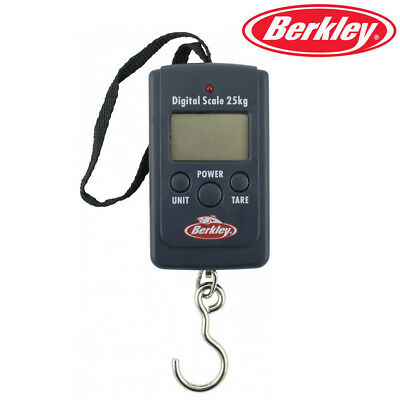 BERKLEY  DIGITAL POCKET SCALE CARP SPECIMEN FISHING- 55lb / 25kg - 1402808