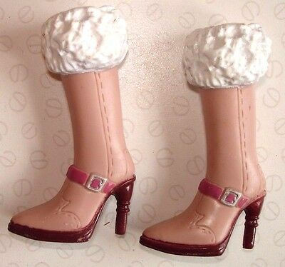 Barbie My Scene UnFurGettable Collection Madison Doll's Original Boots