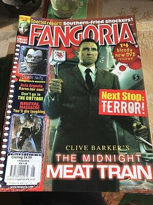 Fangoria Magazine Issue No 273
