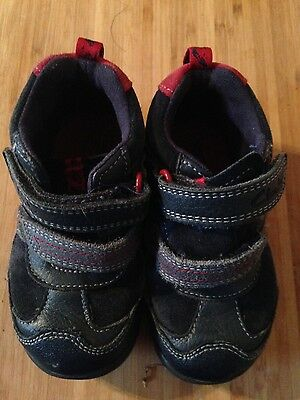 Clarks 5F baby boys shoes