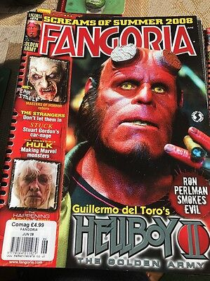Fangoria Magazine Issue No 274