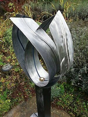 Metal SCULPTURE Large Abstract Art Garden Home Outdoor Feature Sale Ex-Display