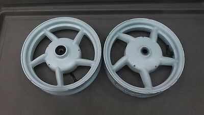YAMAHA SA37J Vino 4cycle FI Wheel set