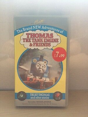 Thomas The Tank Engine And Friends - The Brand New Adventures Vhs