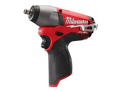 Milwaukee M12CIW38-0 M12 Fuel 12v 3/8in Impact Wrench Bare Unit