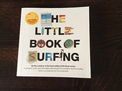 The Little Book Of Surfing By Emma Mansfield