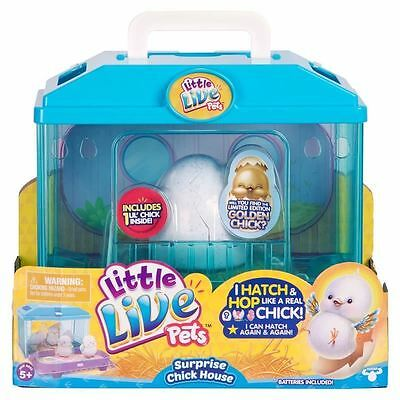 Character - Little Live Pets Surprise Chick House - New