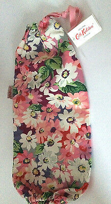 Cath Kidston - Carrier Bag Storer - Painted Daisy, Pink  - BNWT - Lovely!