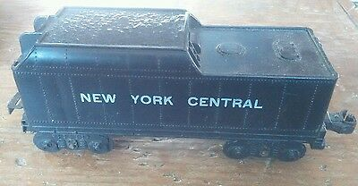 Marx New York Central Tender O Scale Collectible