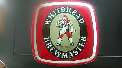 Whitbread Brewmaster Serving Tray