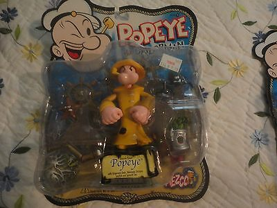 Mezco Popeye The Sailorman Popeye Action Figure Unopened Package