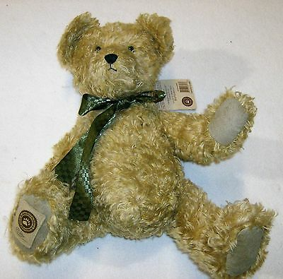 Boyd's Mohair Collection 177/5800 Plush Jointed Alexander Bearington