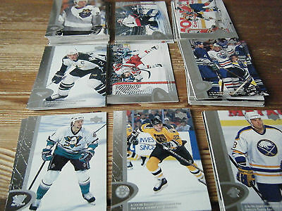 78  Upper Deck   1996 - 1997    American Ice  Hockey Cards  Mint All Listed