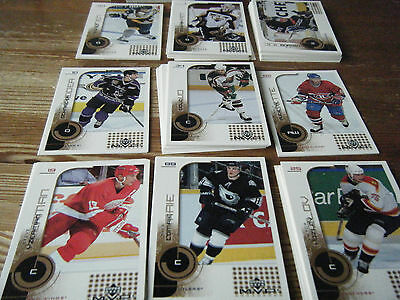 67   Upper Deck Mvp  2002 - 2003    American Ice  Hockey Cards  Mint All Listed