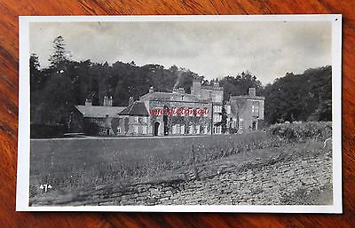Old Photo Postcard Rp Herefordshire Kentchurch Court