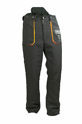 Oregon Yukon Chainsaw Trousers PPE Type C 295397
