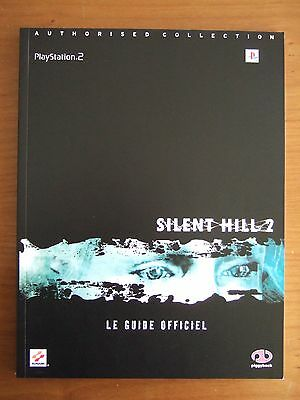 Guide Officiel Fr Silent Hill 2 Ii Playstation 2 Ps2 Comme Neuf