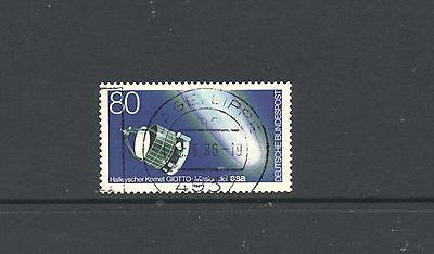 Germany 1986 SG 2119 Halley's Comet Space CTO