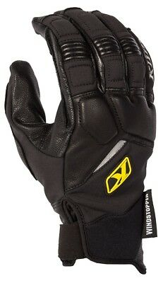 Klim Inversion Pro Snow Snowmobile Gloves (Pair) Black Adult All Sizes