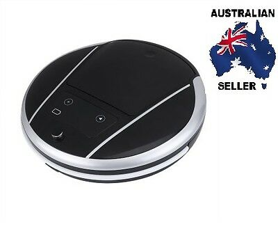 Smart Robotic Vacuum Cleaner - Automatic Recharging, Four Cleaning Modes